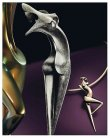 Vœux 2014 de la sculpteur Marion Bürkle