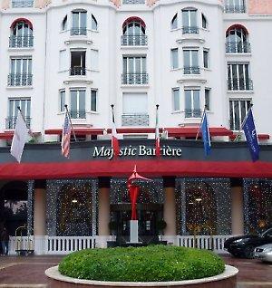 Expo Hôtel Majestic Cannes croisette